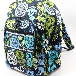 NWT Vera Bradley campus backpack where's mickey
